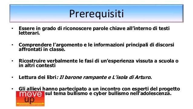 Lettratura italiana e adolescenza Slide 3