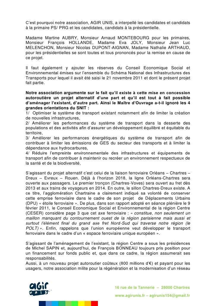 C'est pourquoi notre association, AGIR UNIS, a interpellé les candidates et candidatsà la primaire PS/ PRG et les candidat...