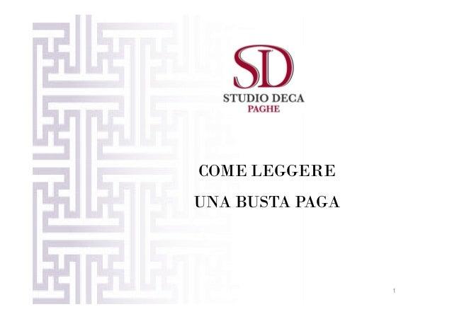 COME LEGGEREUNA BUSTA PAGA1