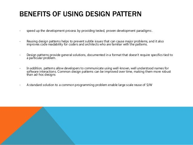 benefits of process design Process design helps organizations and their leaders to determine how to  proceed with  do you need help designing a process  benefits of process  design.