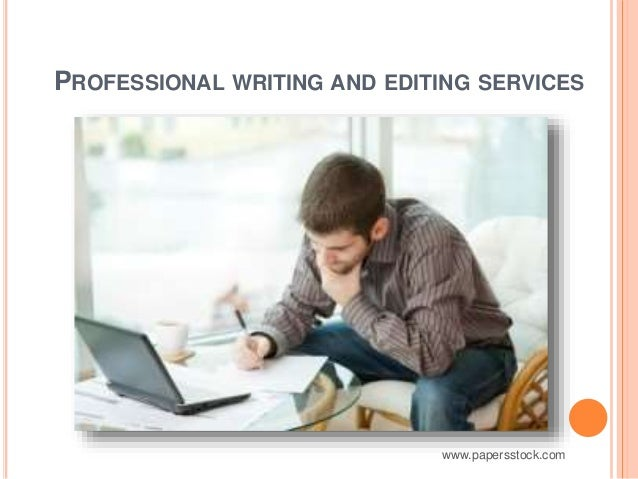 Professional writers websites