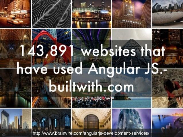 Let your website a ride of AngularJS Slide 3