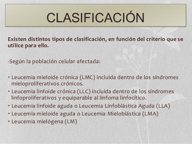 CLASIFICACIÓN Existen distintos tipos de clasificación, en función del criterio que se utilice para ello. -Según la poblac...