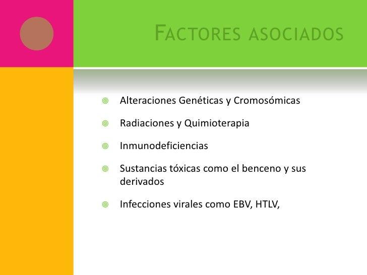 Leucemias definicionfix Slide 3