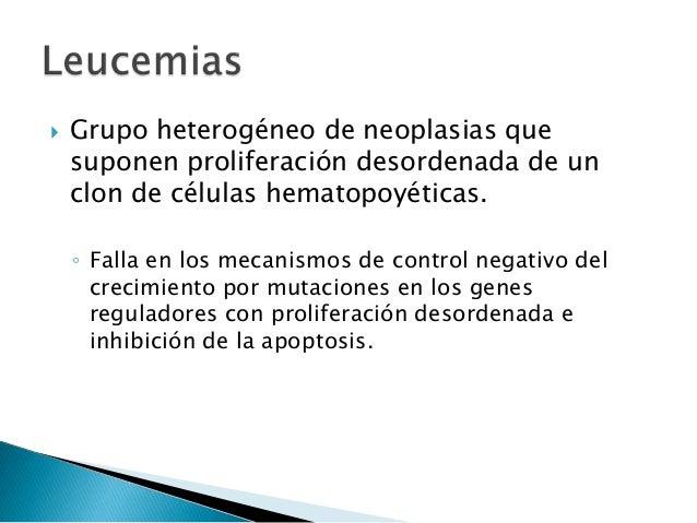Leucemias pediatria Slide 2