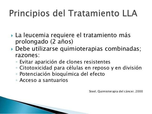 INDUCCION  El objetivo de la inducción es erradicar más del 99% de las células leucémicas iniciales y restaurar una hemat...