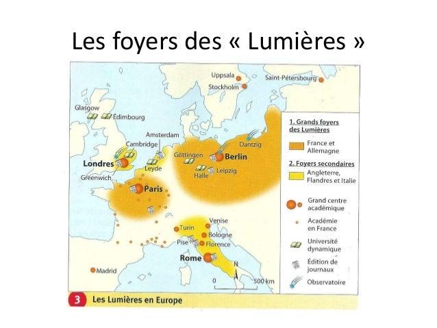 L 39 europe des lumi res th me 2 - L esprit des lumieres ...