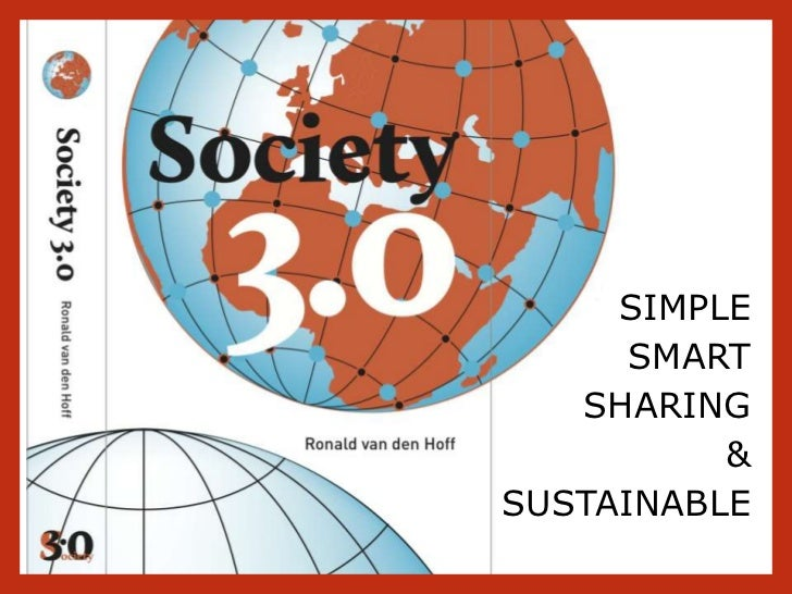 SIMPLE <br />SMART <br />SHARING <br />& <br />SUSTAINABLE <br />
