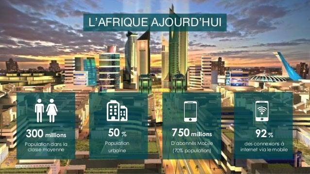 Le UX Design en Afrique - WIAD Lyon 2017 Slide 3