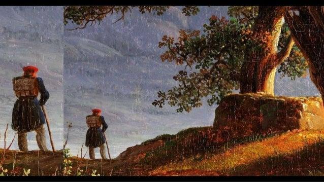 Le vagabond dans la peinture