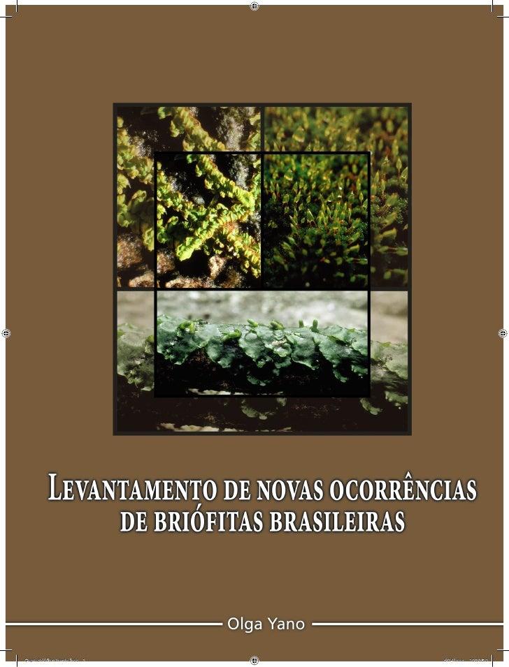 Capa Briófitas frente.indd 1   5/14/aaaa 10:33:10
