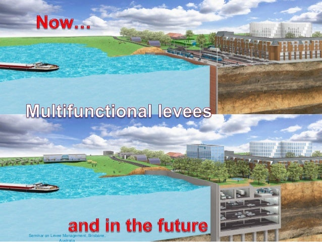 15th of May 2014Seminar on Levee Management, Brisbane,