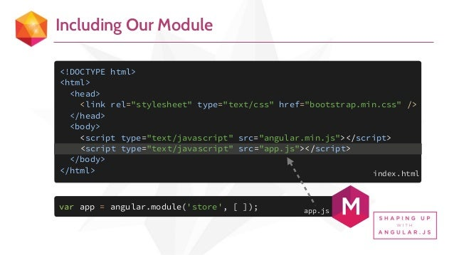 Course CodeSchool - Shaping up with Angular js