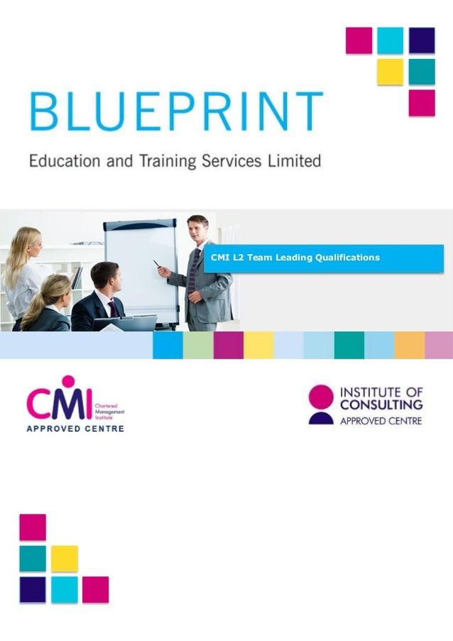 Cmi level 2 team leading information guide malvernweather Gallery