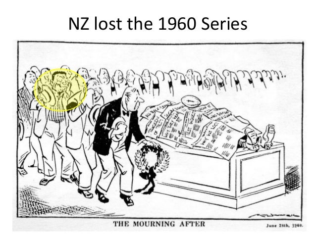 NZ lost the 1960 Series  31
