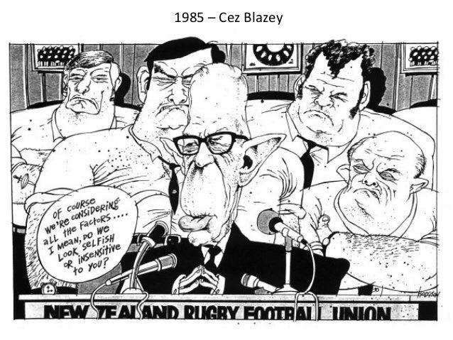 1985 – Cez Blazey  66