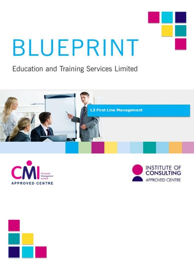 Guide to cmi level 3 award certificate diploma first line management malvernweather Choice Image