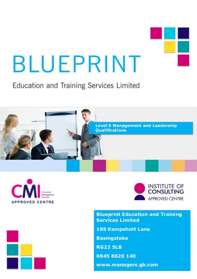 cmi l3 training and education assignment Cmi level 3 award in first line management with distance learning college and training study in your own time, at your own pace and from home enrol now.