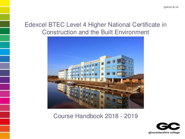 hnc construction coursework