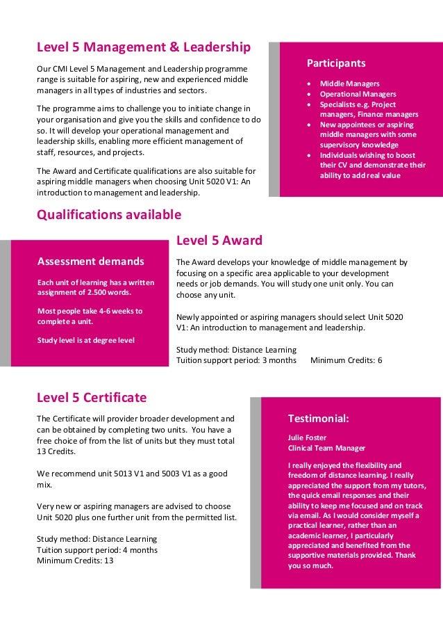 Five Levels of Change Management Maturity