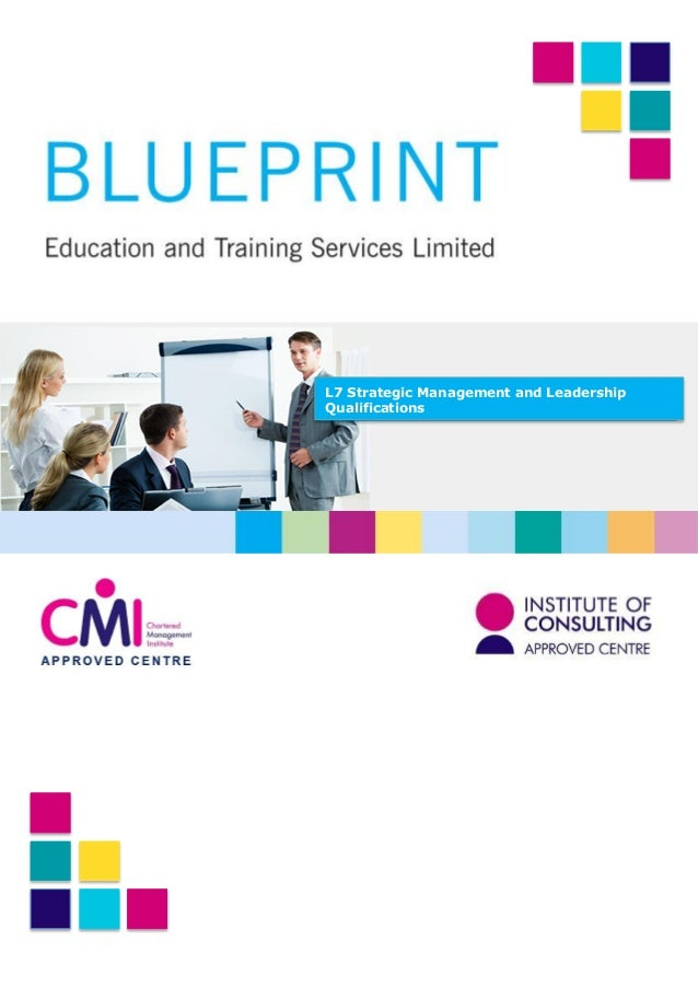 Guide To Cmi Level 7 Award Certificate Diploma And Extended Diploma I