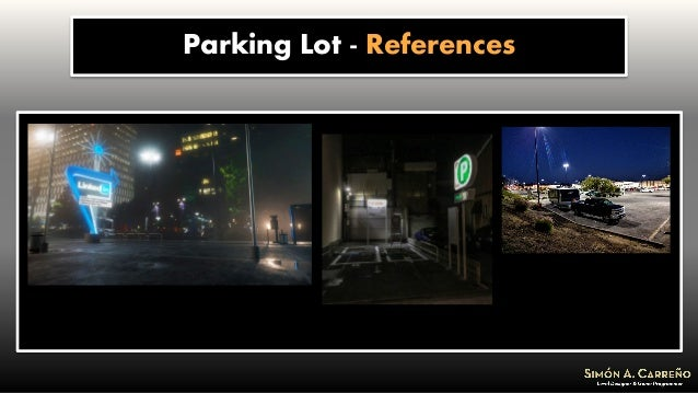 Parking Lot - References
