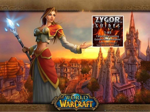 "If youre looking for gaming guides for         "" World of Warcraft ""           then you should see"