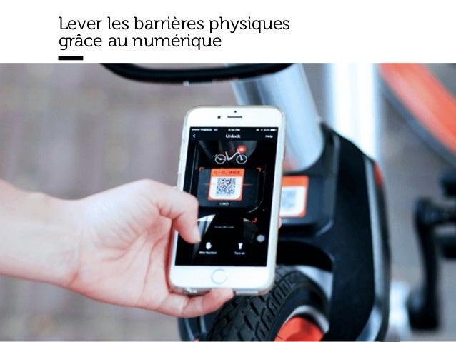 www.15marches.fr @15marches #LDTRA stephane@15marches.fr Lever les barrières physiques grâce au numérique