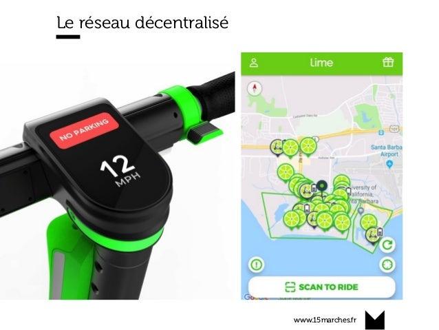 www.15marches.fr Le réseau décentralisé