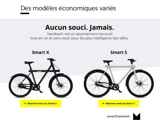 www.15marches.fr Des modèles économiques variés