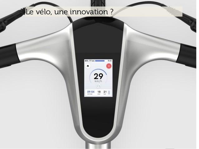 www.15marches.fr Le vélo, une innovation ?