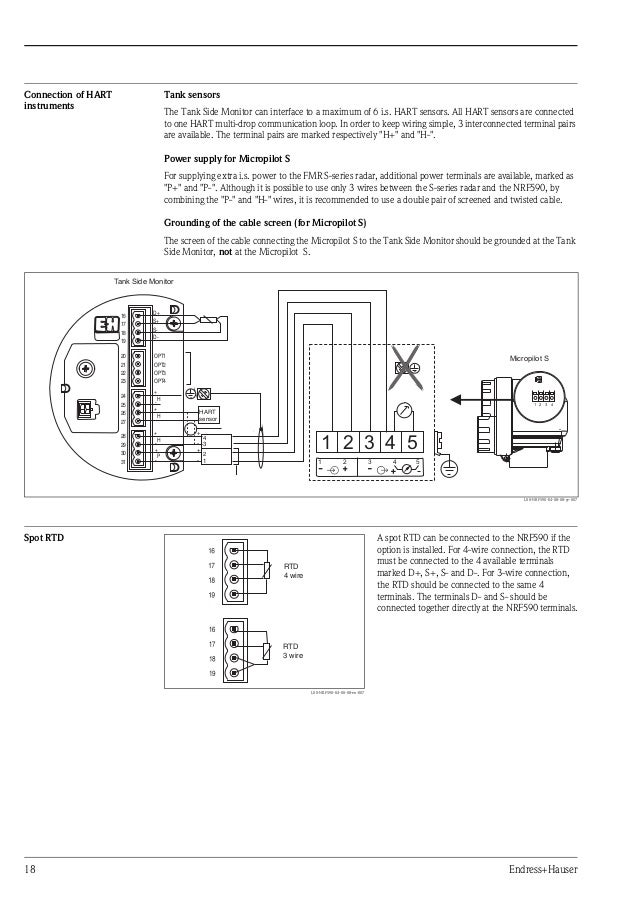 Connect A 4 Wire Rtd To 3 Wire Input - Dolgular.com