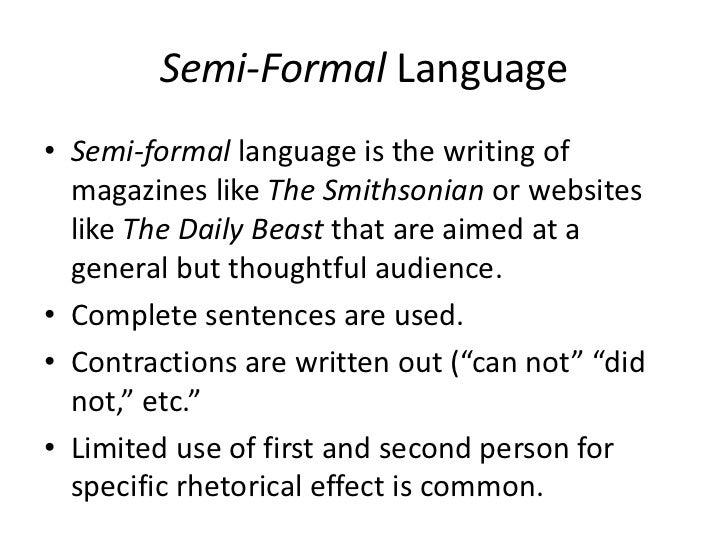 Semi formal dance definition essay