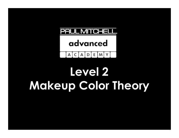 Level 2Makeup Color Theory