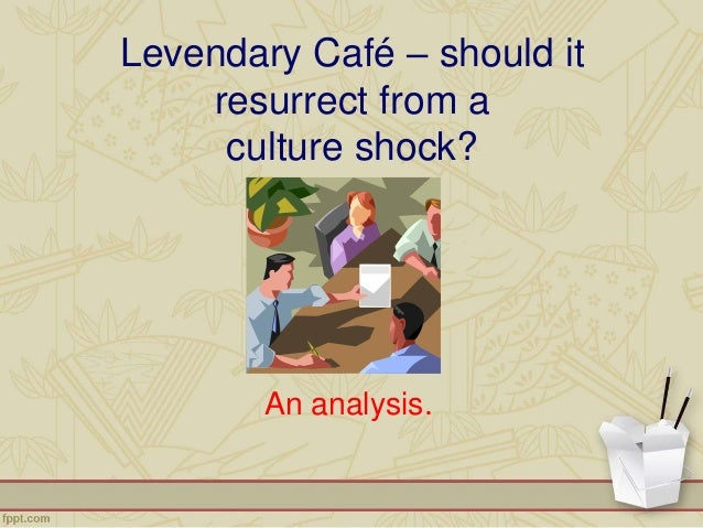 levendary caf Mahra al-qahtani 2013 question 1: what is your evaluation of the way levendary cafe has entered the china market the entrance of china was more.