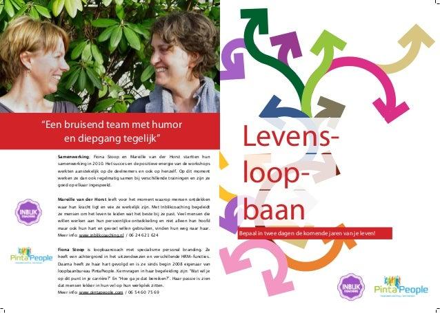 """""""Een bruisend team met humor en diepgang tegelijk"""" Samenwerking; Fiona Stoop en Mareille van der Horst startten hun samenw..."""