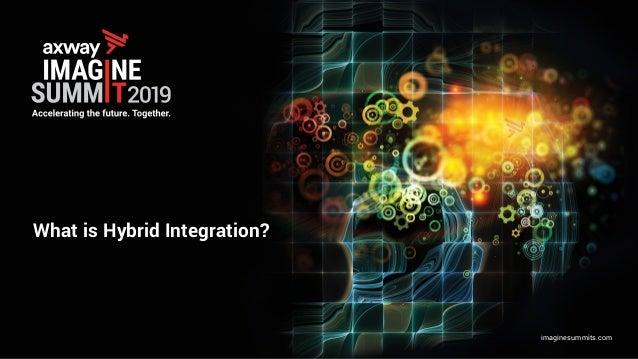 imaginesummits.com What is Hybrid Integration?