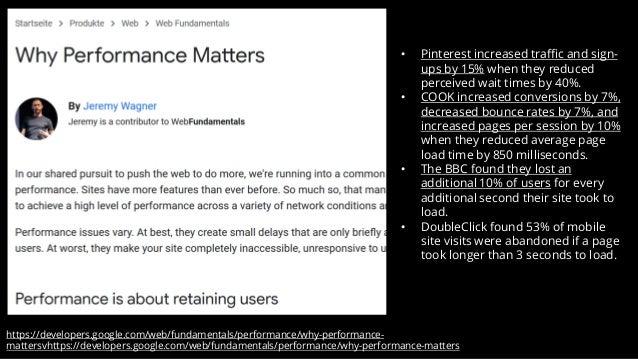 https://developers.google.com/web/fundamentals/performance/why-performance- mattersvhttps://developers.google.com/web/fund...