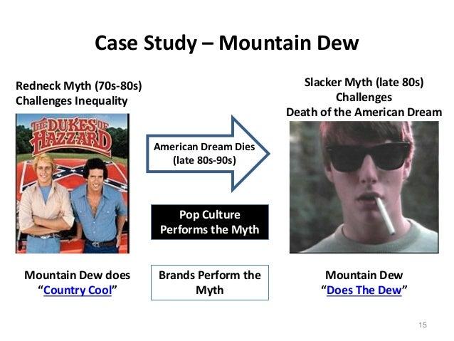 Mountain Dew Case Analysis Essay