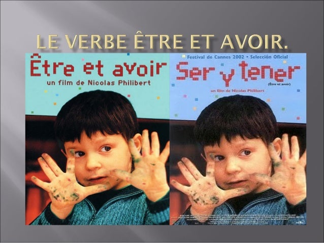 """ El verbo """"être"""" es el equivalente francés al verbo castellano """"ser"""" y estar al igual que éste, desempeña un papel fundam..."""