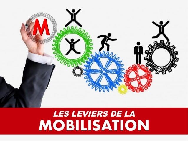 MM MOBILISATION LES LEVIERS DE LA
