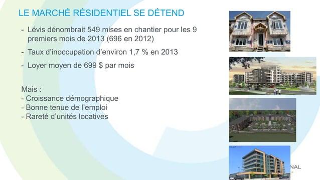 """Dîner-conférence BELL - Mardi 21 janvier 2014  : """"Lévis : Bilan 2013 et portrait des investissements à venir"""". Conférencie..."""