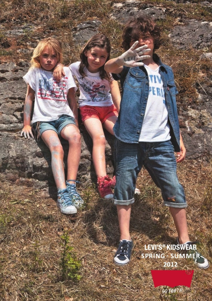 levi's® kidswearspring - summer       2012