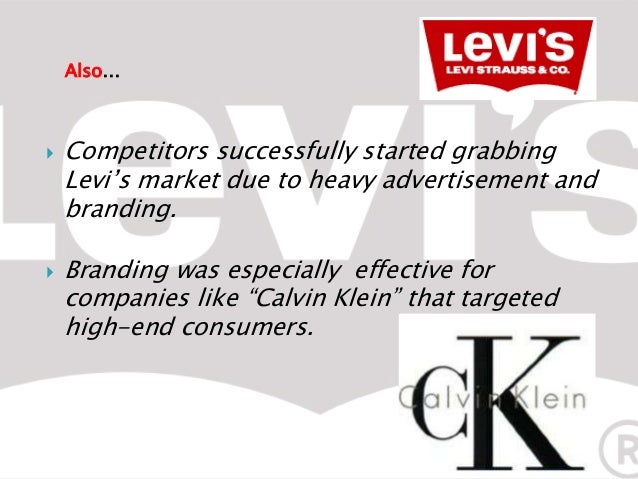 Levi'S Market Analysis