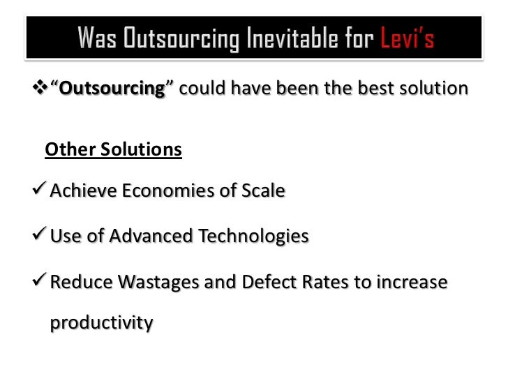 levis gwg case study Levi strauss & co problem clothing manufacturer needed a cost-effective solution to manage the growth and approval of new  levi strauss & co case study author: esri.
