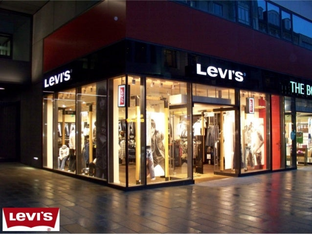 Jeans Is Levi's