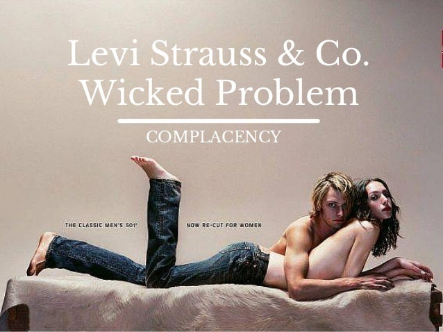 levi strauss co Levi strauss & co: levi strauss & co, world's largest maker of pants, noted especially for its blue denim jeans called levi's (registered trademark) it also.