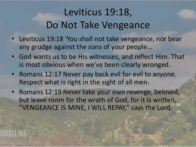 Writings of leviticus