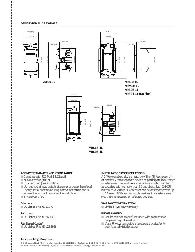 Leviton Nom 057 Switch Wiring Diagram - Trusted Wiring Diagram •