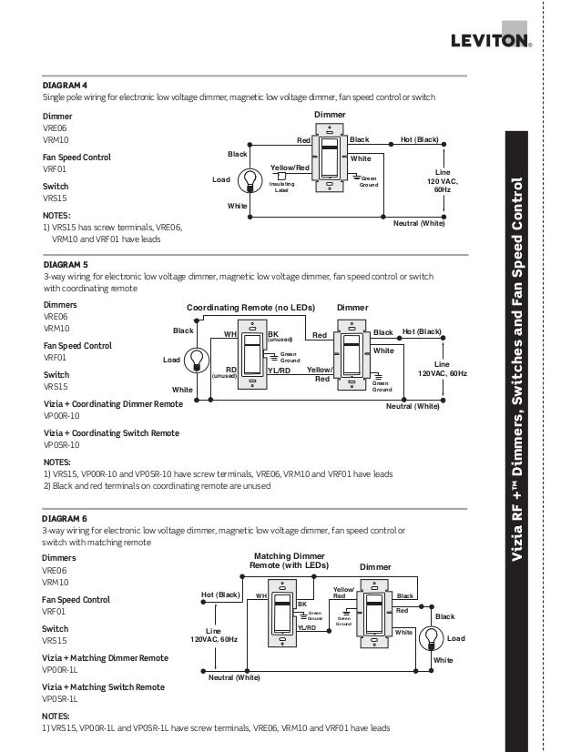leviton dimmers switches and fan speed controllers 5 638?cb=1366578721 leviton 3 way slide dimmer wiring diagram tamahuproject org leviton slide dimmer switch wiring diagram at alyssarenee.co